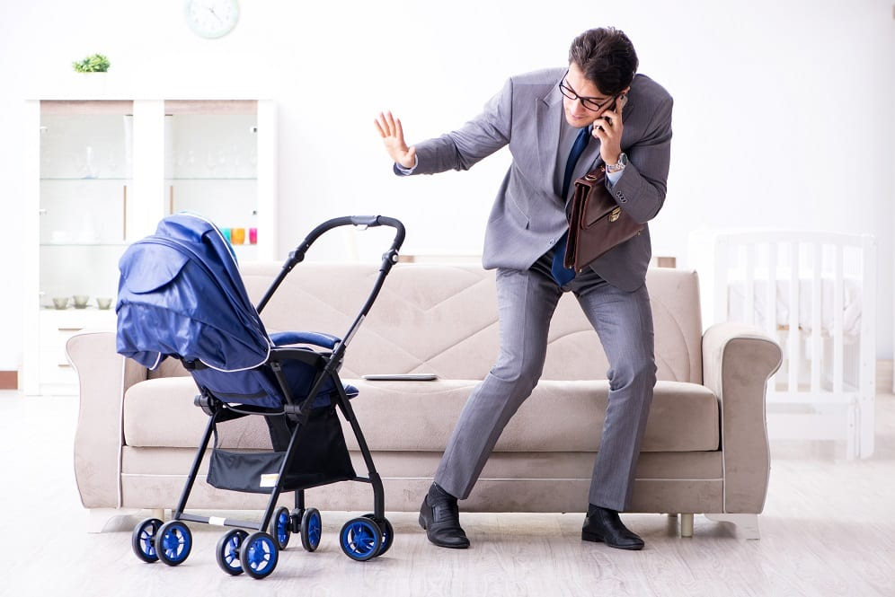 Paternity Leave In UAE Private Secort - Cloud Based HR and Payroll Management Solution